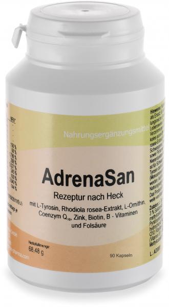 AdrenaSan, 90 Kapseln - neue Rezeptur, Einführungspreis